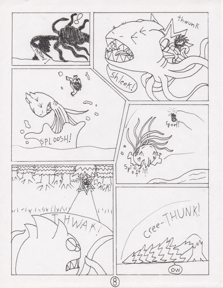 Vs Some Kind of Weird Shark Thingies (8)