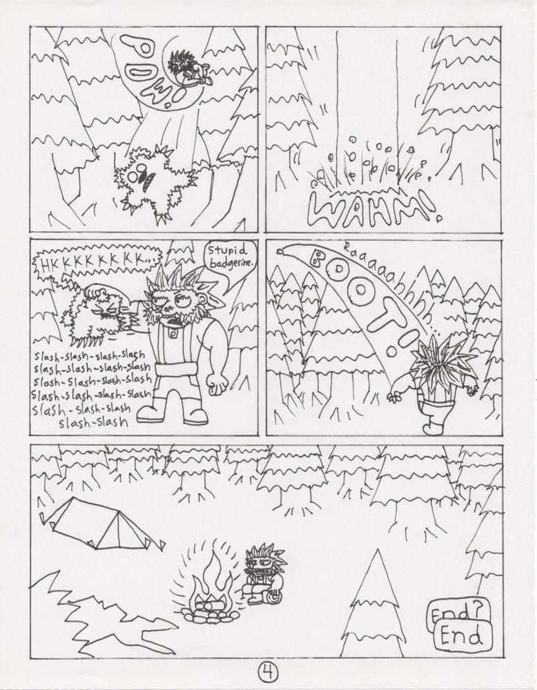 Vs A Badgerine (4)