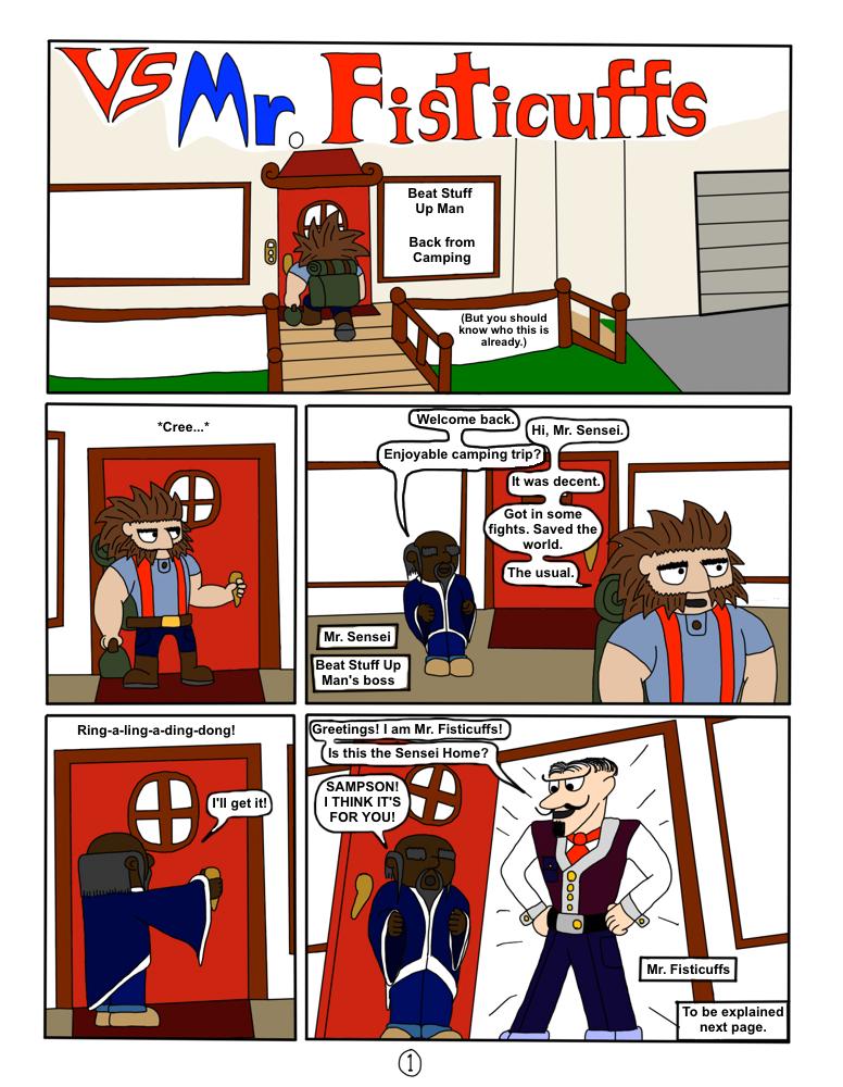 Vs Mr Fisticuffs (1)