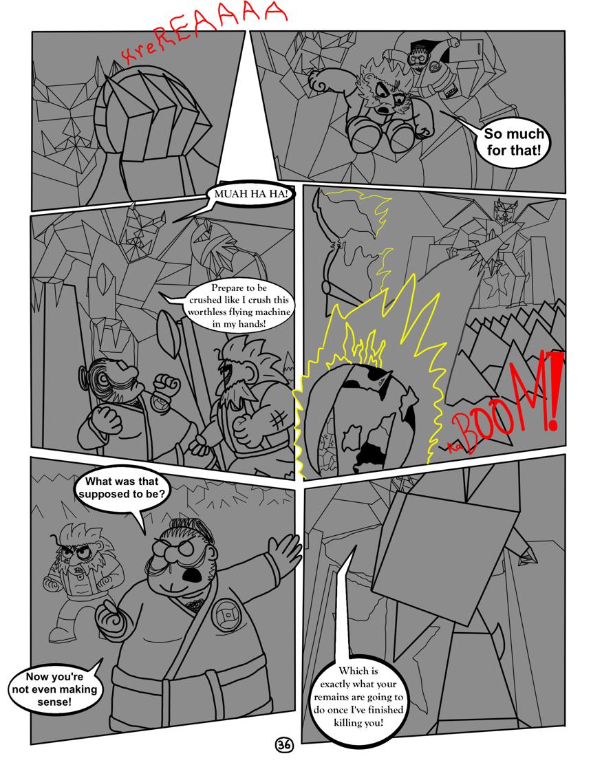 Evil Wears a Bow Tie! (36)