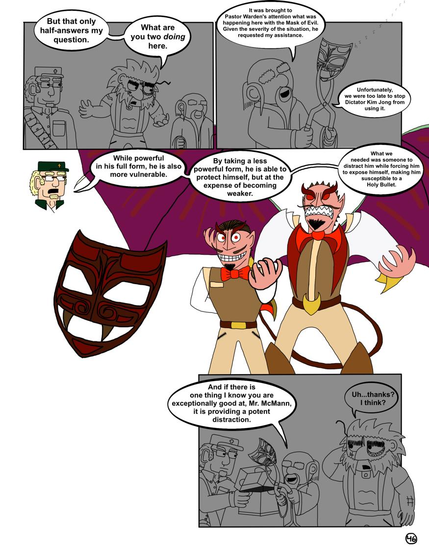 Evil Wears a Bow Tie! (46)